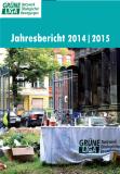 Titelseite Jahresbericht 2014/2015