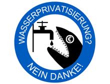 Logo des Wasservolksbegehrens
