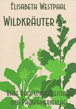 Titel der Broschüre Wildkräuter