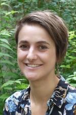 Sarah Buron, Studentische Mitarbeiterin