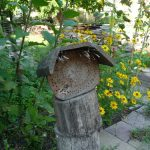 Kleine Insektenherberge