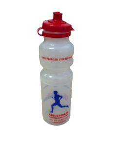 Die gesponserte Mehrweg-Getränkeflasche