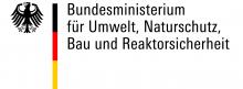 Logo Bundesministerium für Umwelt, Naturschutz, Bau und Reaktorsicherheit