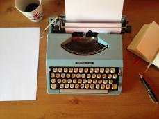Schreibmaschine, Schreibtipps