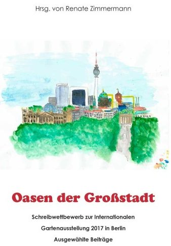 Cover Oasenbuch