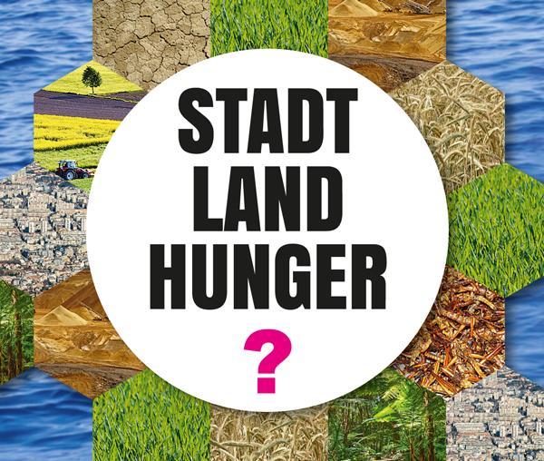 Grafik Projekt Stadt-Land-Hunger