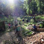 Menschenskinder-Garten