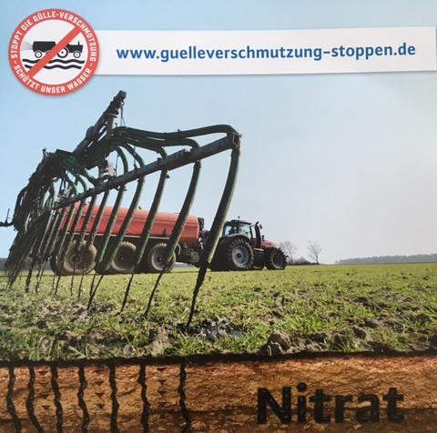 Umweltverbände begrüßen europäisches Urteil zur Nitratverschmutzung