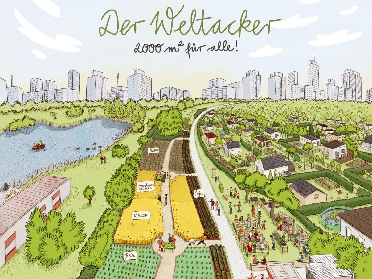 2000m2 – Weltacker für alle