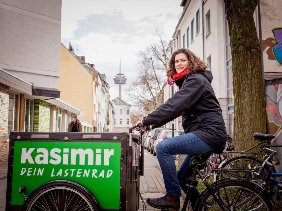 """""""Forum Freie Lastenräder"""" erhält Nachhaltigkeitspreis ZeitzeicheN"""