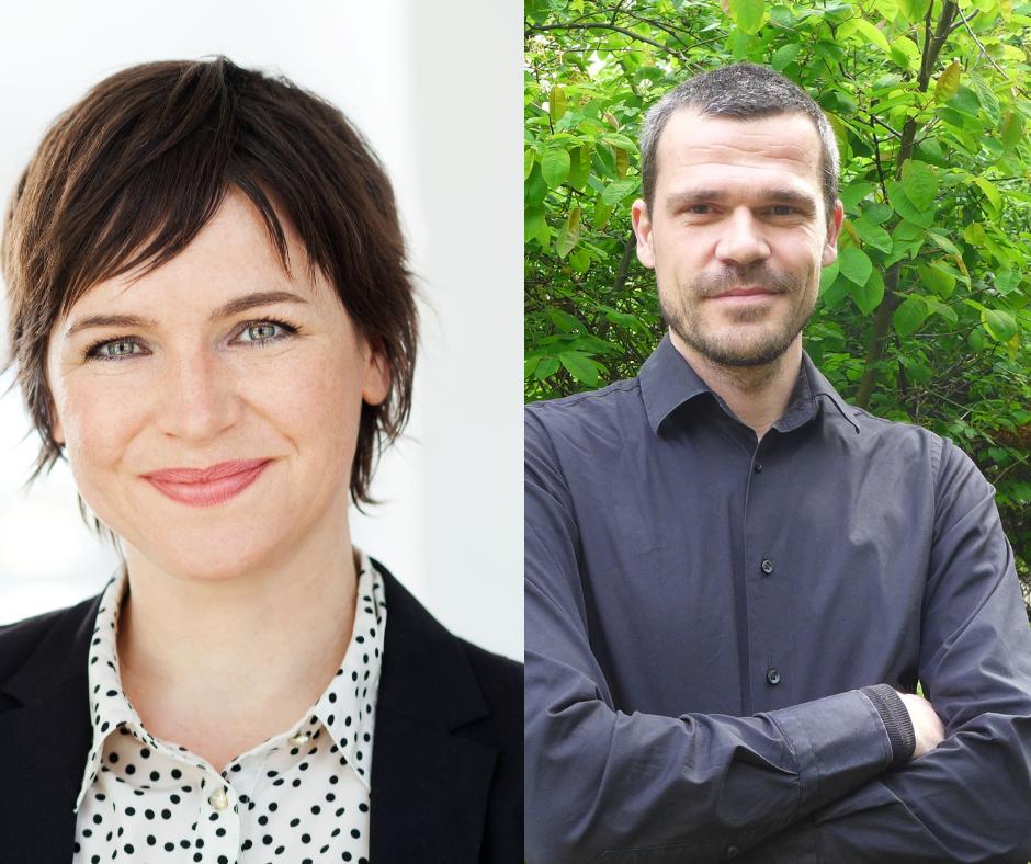 Sandra Kolberg und Christian Lerche werden neue Geschäftsführer der GRÜNEN LIGA Berlin