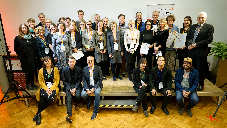 Grüne Liga Berlin verleiht Nachhaltigkeitspreis ZeitzeicheN an zukunftsweisende Projekte
