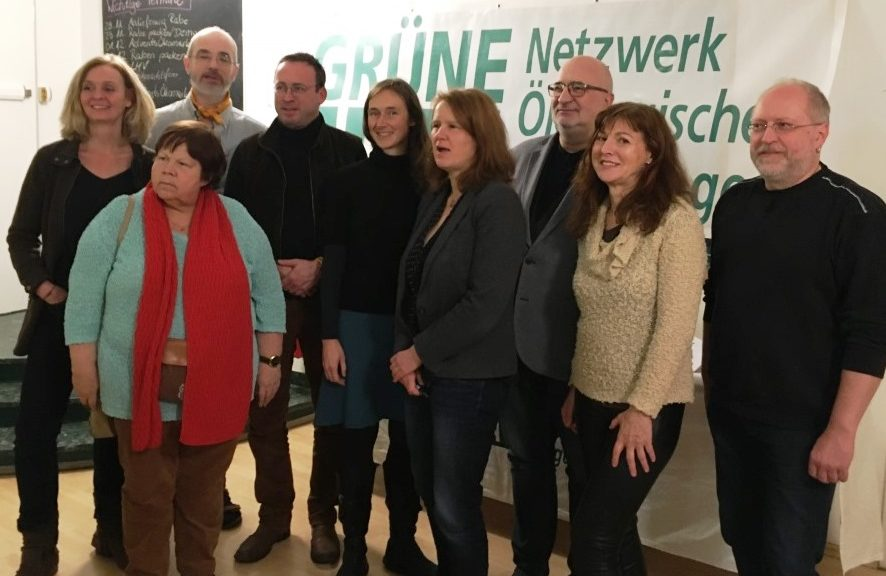 GRÜNE LIGA Berlin bestätigt Vorstand im Amt